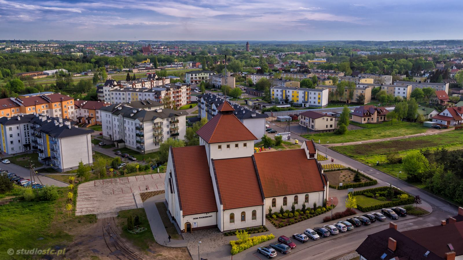 Parafia Rzymskokatolicka pod wezwaniem Jezusa Miłosiernego w Brodnicy